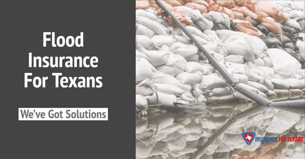 Flood Insurance For Texans