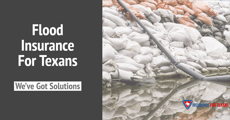 Flood Insurance For Texans Sandbags