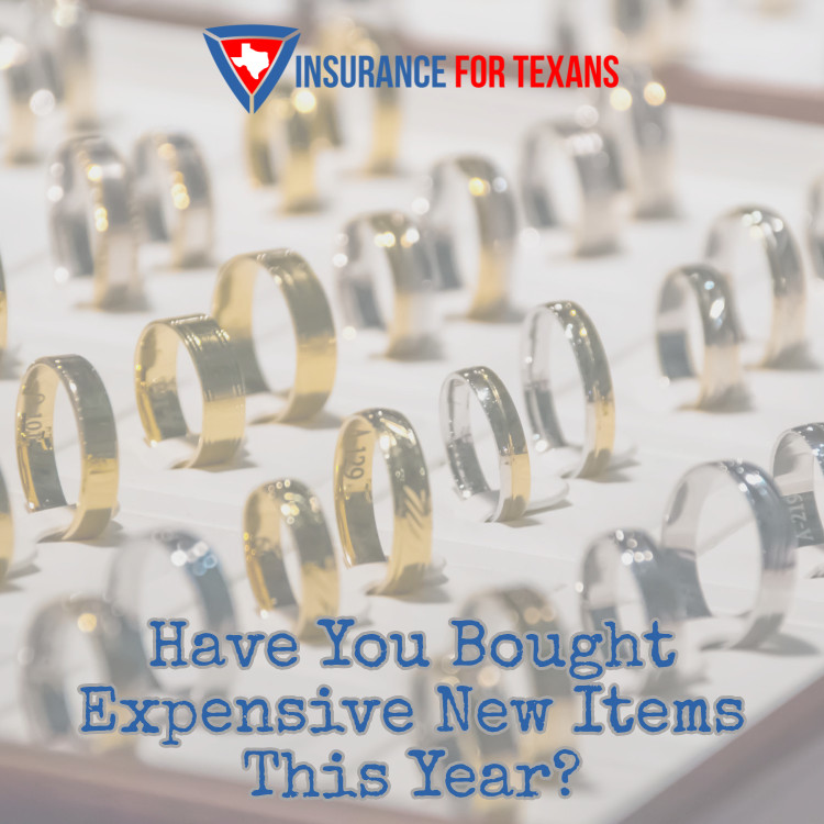 Have You Bought Expensive New Items This Year