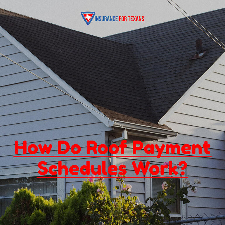 How Do Roof Payment Schedules Work
