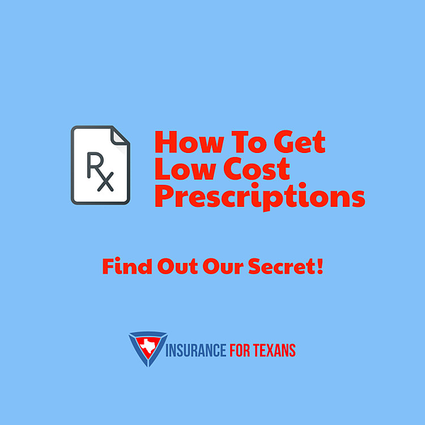 How To Get Lost Cost Prescriptions