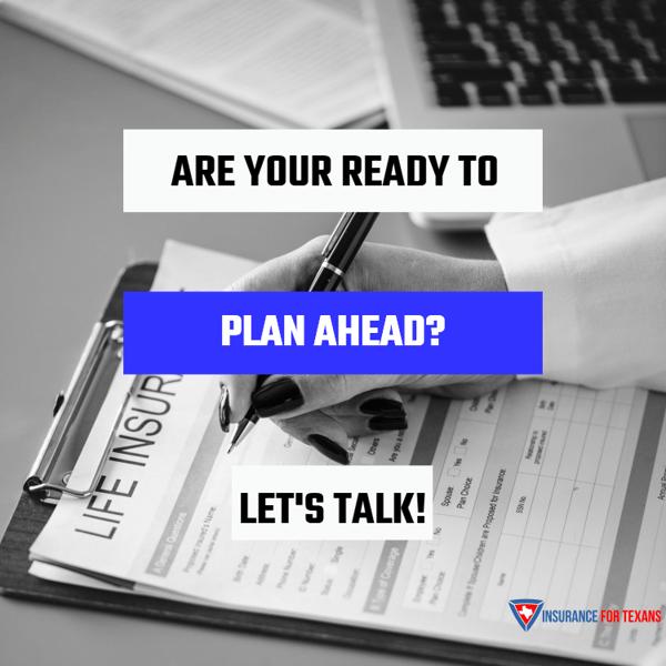 Life Insurance Plan Ahead