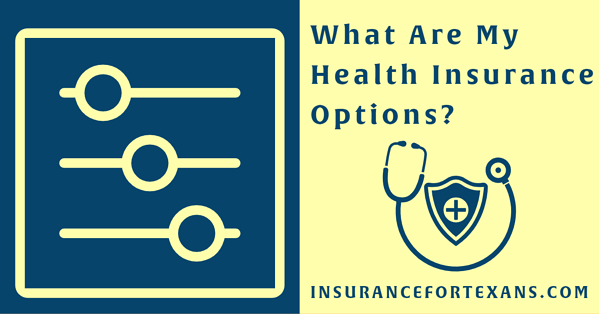 What Are My Health Insurance Options