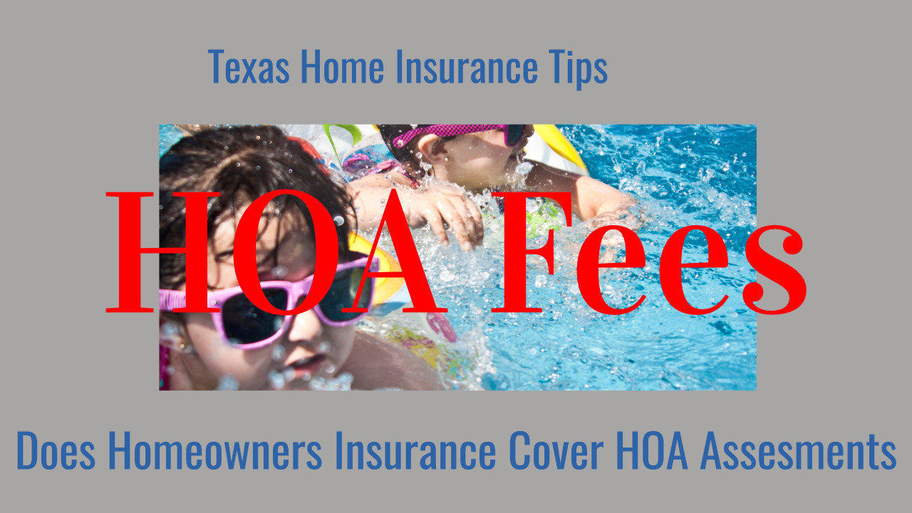 Does Homeowners Insurance Cover HOA Assesments