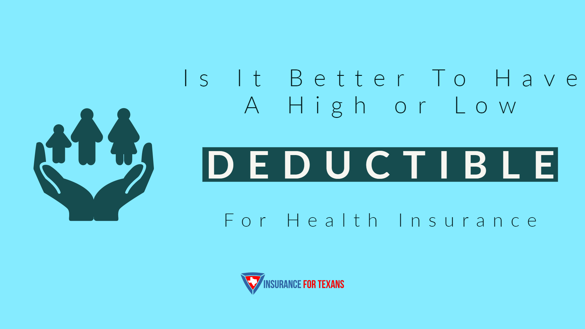 Is It Better To Have A High Or Low Deductible For Health Insurance