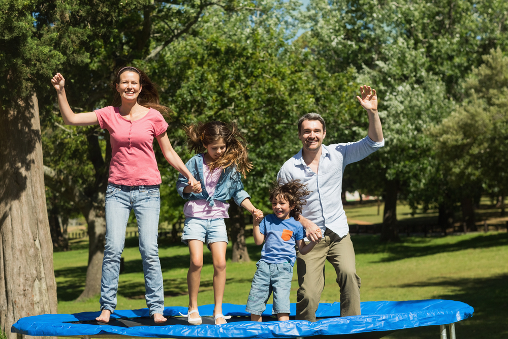 Does Texas Home Insurance Cover My Trampoline
