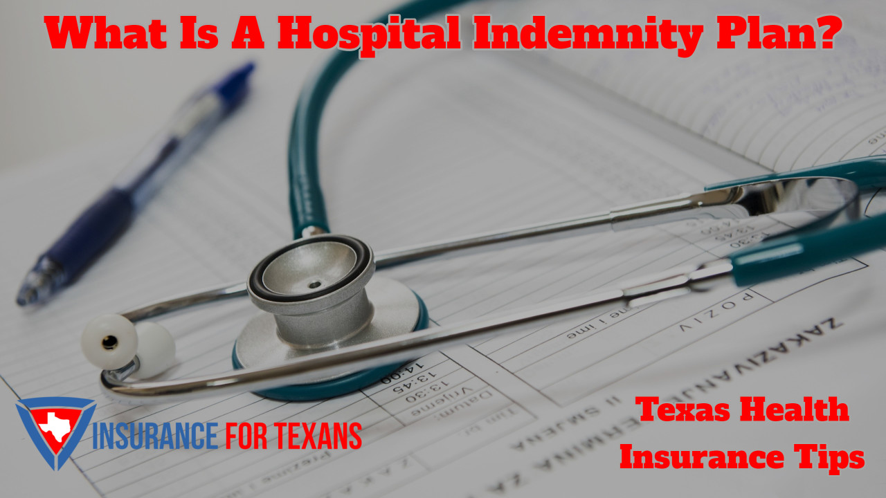 What Is A Hospital Indemnity Plan