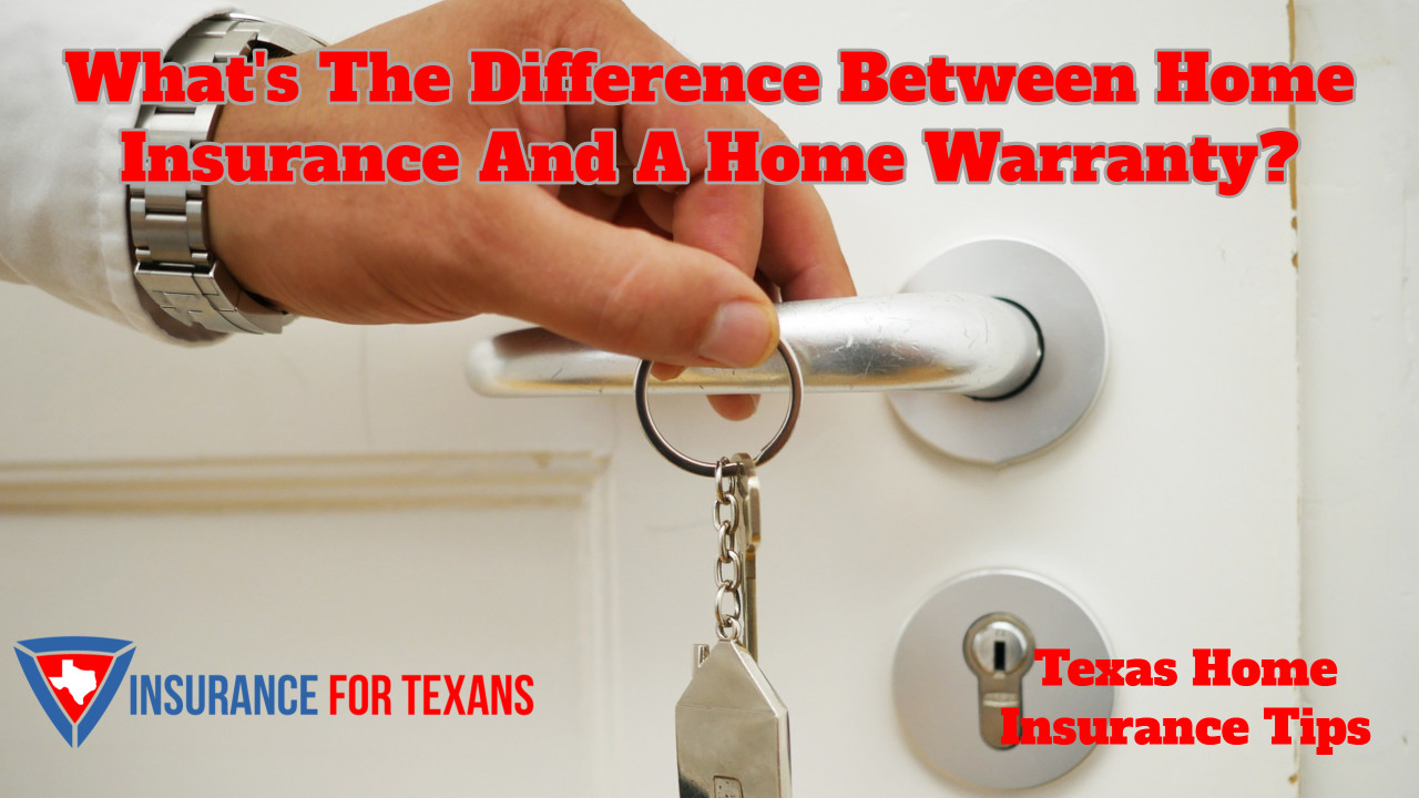 Whats The Difference Between Home Insurance And A Home Warranty